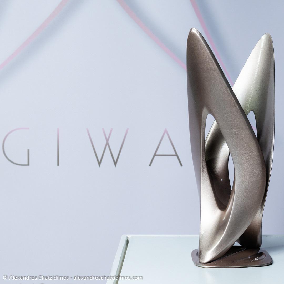GIWA Statuette